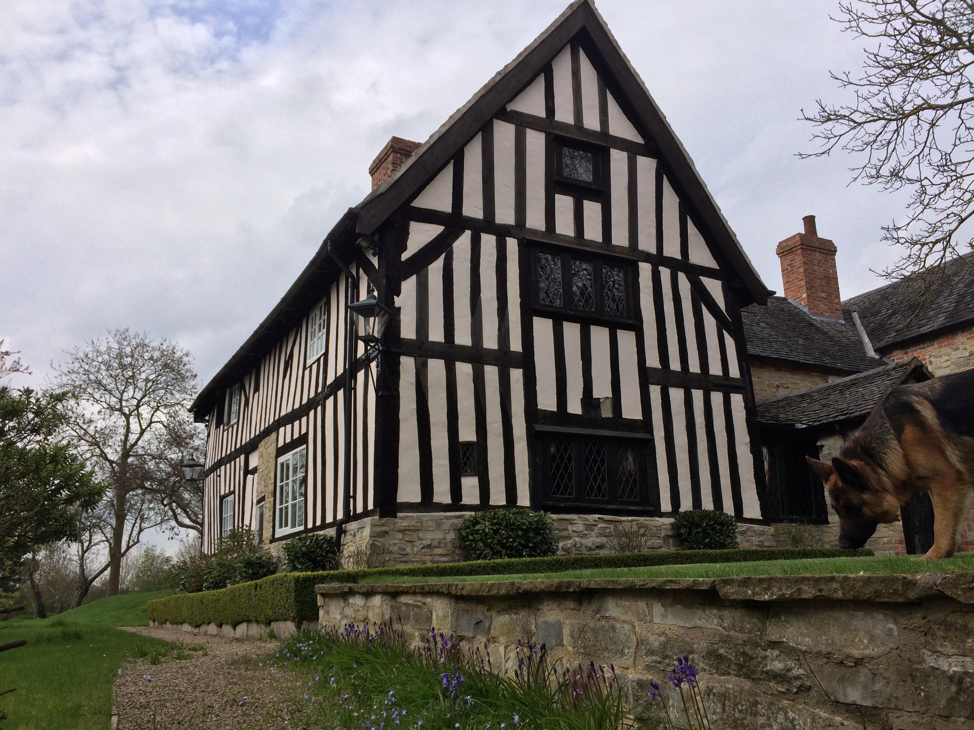 Timber Framing and Conservation