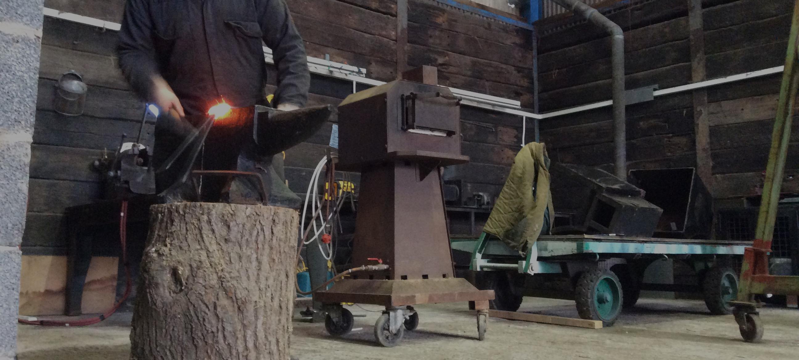 EWD Crane Iron Works